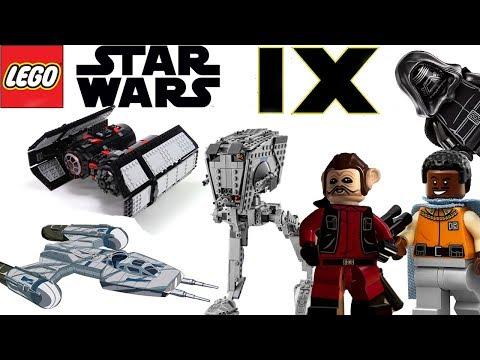 All Lego Star Wars 2019 Set News + Rumors So Far - Lego Analysis