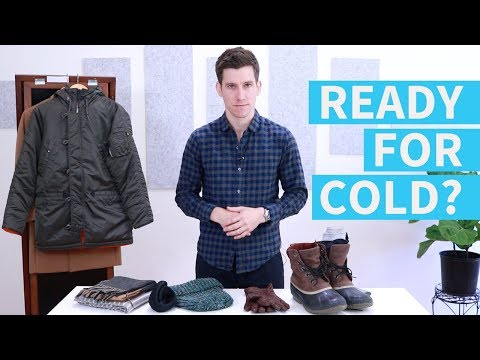 Download 7 Winter Wardrobe Essentials for Men | Men's Winter Fashion Tips Mp4 HD Video and MP3