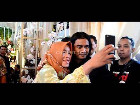 Charly Vht menghadiri Resepsi Pernikahan Putri Bupati Ciamis
