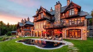 5 Outstanding Ski Chalets For The Winter Vacation Of Your Dreams   Luxury Houses