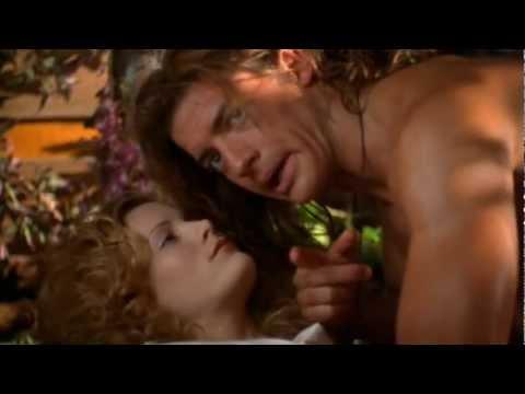 George of the Jungle - Ursula KOs and Faints