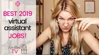 Virtual Secretary Services (BEST VIRTUAL ASSISTANT SERVICES 2019)