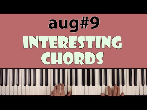 Interesting Chords Corner: The Augmented Sharp 9 (#5#9)