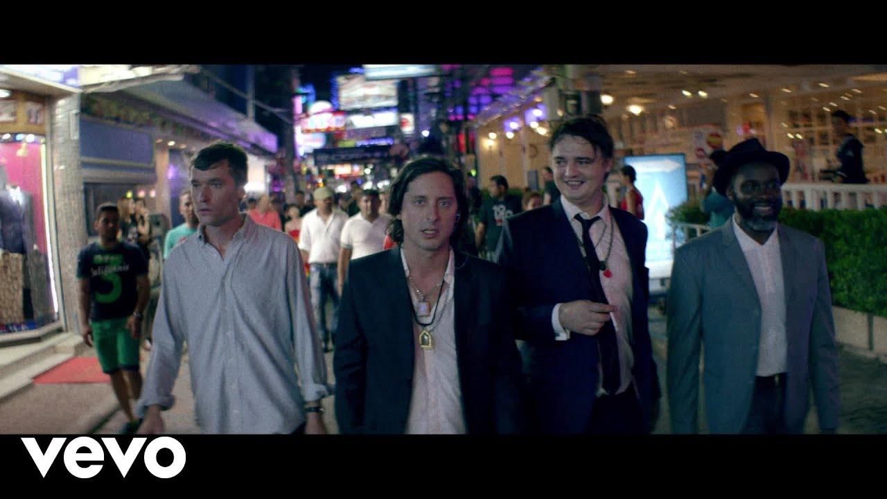 The Libertines – Gunga Din #Música