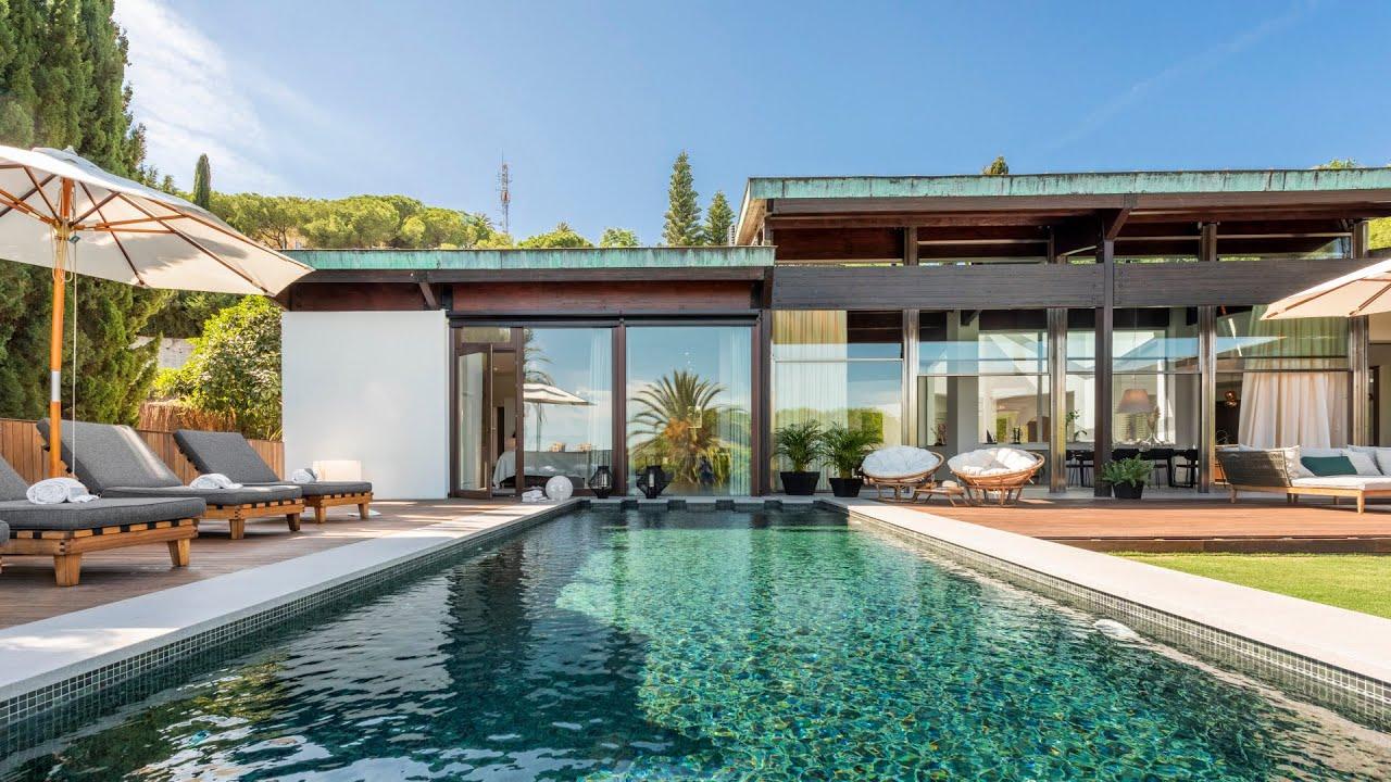 Exceptional Modern Colonial Style Villa, Las Brisas, Nueva Andalucia