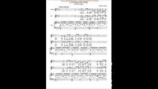 Cantique de Noël - O Holy Night - Adolphe Adam