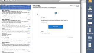 How to Access Your Dropbox Shared Folder