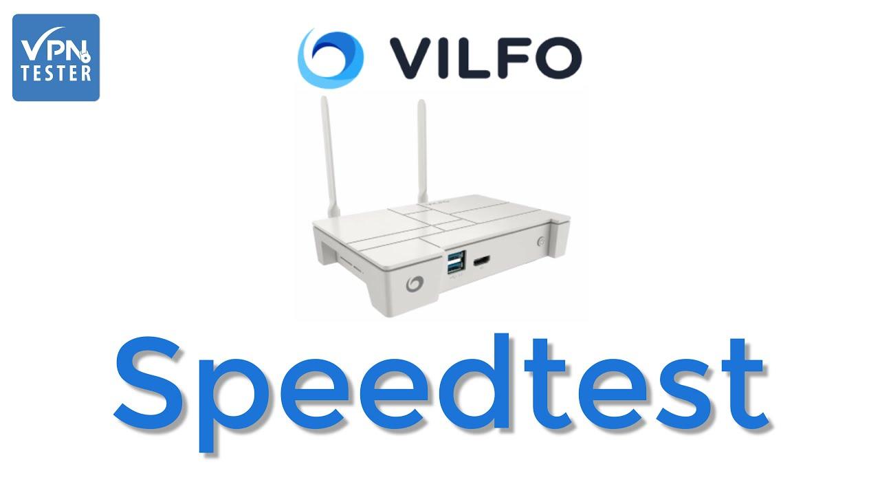 VILFO - Der schnellste VPN-Client Router für das Heimnetzwerk 3