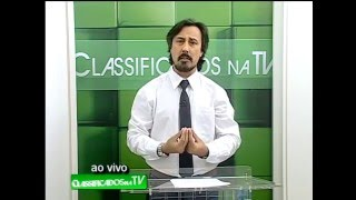 Classificados na TV - 15/04/16