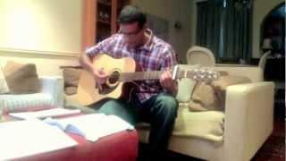 Moses Guitar Tutorial - Coldplay