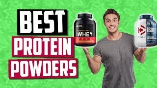 Best Protein Powders in 2020 [Top 5 PIcks]