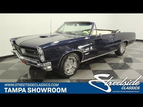 Video of Classic '65 Pontiac GTO - $57,995.00 - OESH