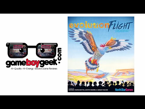 The Game Boy Geek Reviews Evolution Flight