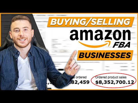 How To Buy/Sell Quality & PROFITABLE Amazon FBA Businesses (2021)
