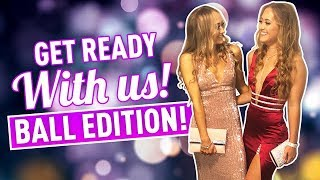 Get Ready With us! Ball Edition | The Rybka Twins