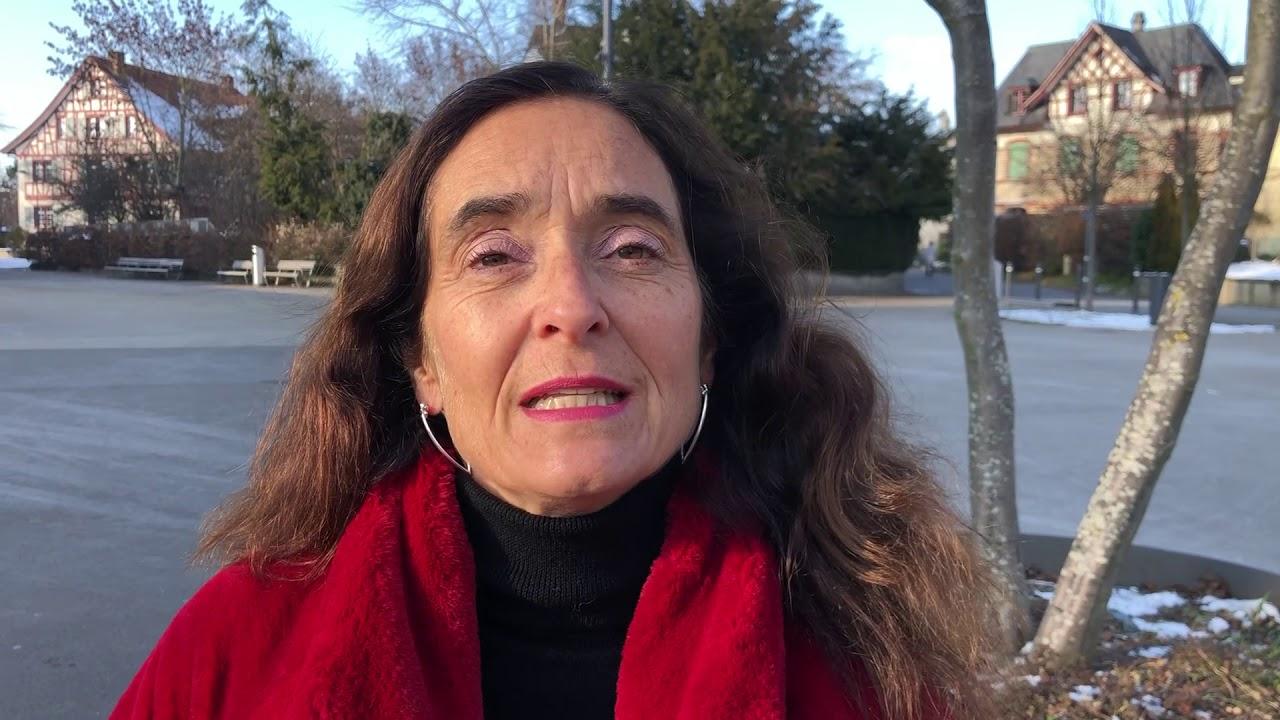 Gemeindepräsidentin Doris Meier-Kobler über das neue Newsportal