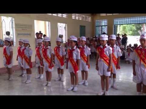 Hội thi nghi thức đội năm học 2012 - 2013