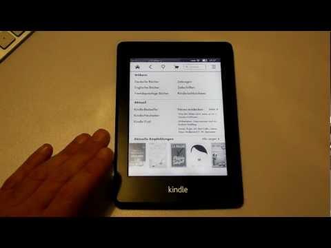 Amazon Kindle Paperwhite - Im Kindle Shop einkaufen - eBook kaufen