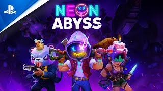 PlayStation Neon Abyss - Launch Trailer anuncio