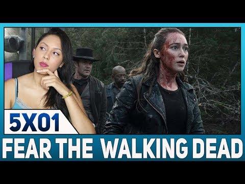 FEAR THE WALKING DEAD Saison 5 épisode 1/ Review & Théories