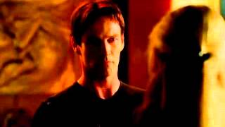 True Blood - S05E12 - Bill drinks Lilith's blood and is reborn (Last Scene)