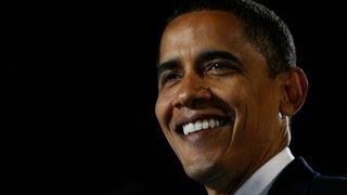 Raw Video: Barack Obama