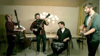 """Dan Mangan Rolling Stone Session """"Rows Of Houses"""""""