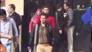 preview picture of video 'تقرير عن( التفتيش) بكلية هندسة شبين الكوم _طلاب ضد الانقلاب - جامعة المنوفية'