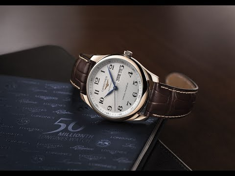 The Longines 50 Millionth Watch