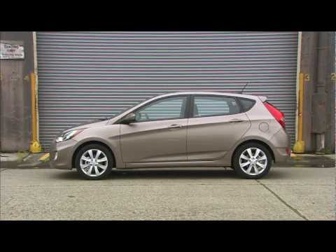 2012 Hyundai Accent SE HD Video Review