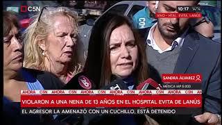 Violaron A Una Nena En El Hospital Evita De Lanús: Habla Una Médica