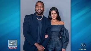 Kim Kardashian West Addresses Kanyes Mental Health | The View