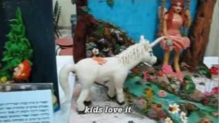 preview picture of video 'Marzipan Museum - Kfar Tavor Israel'