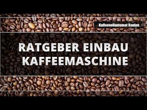 Einbau Kaffeemaschine