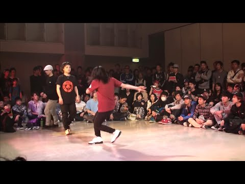 BOTY B-GIRL 2 vs 2  FINAL BATTLE (Body Carnival vs Kanamyw)