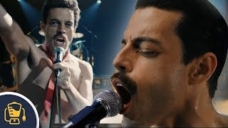 Rami Malek and the Bohemian Rhapsody Cast On Queen, Mike Myers and More
