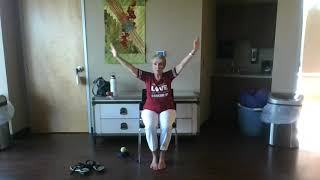 ICRC Virtual Class: Chair Yoga | Episode 1