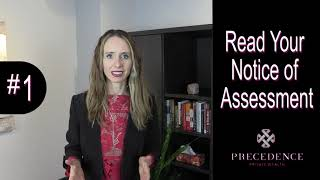 Read Your Notice of Assessment