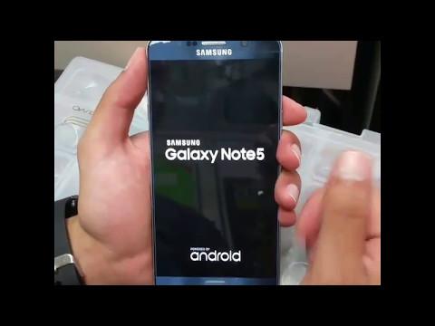 How to unlock Google account lock Galaxy note 5 - Naijafy