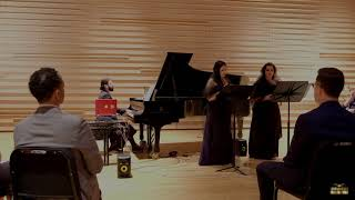 Rachel Hippert & Hannah Kramer Live at The DiMenna Center: De La Chica: Gowanus No. 4