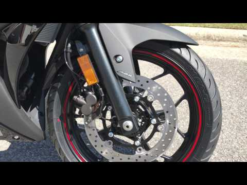 2017 Yamaha YZF-R3 ABS in Greenville, North Carolina