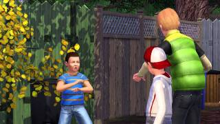 De Sims 3 Beestenbende - Trailer