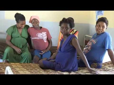 VOICES (The Girl Child - Mwanasikana)