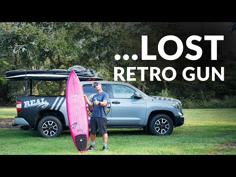 Lost Retro Gun Surfboard Review
