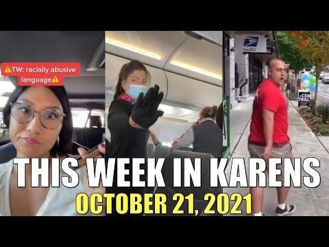 This Week In Karens (October 21, 2021)