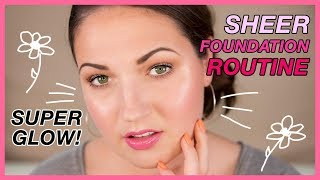 GET THAT GLOW! Spring Makeup Using Cream Products (NEW LIGHTING SETUP!)