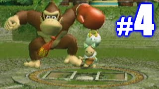 DONKEY KONG CHARGES THE MOUND! | Mario Super Sluggers | Challenge Mode #4