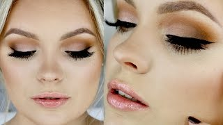 Wearable Smokey Eyes - Brianna Fox