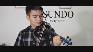 SUNDO (Moira Dela Torre)  Violin Cover By Ferdinand Fabros