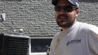 Ask the Pool Guy's Lead Service Tech Mark